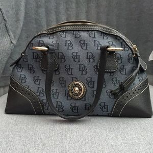 Dooney & Bourke Small Domed Satchel Purse